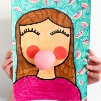 Bubblegum Art