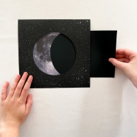 Phases of the Moon for Kids