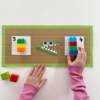 Easy Greater than, Less than Math for Kids