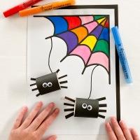 Halloween Scissor Skills for Kids